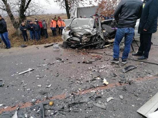 В Кабардино-Балкарии в ДТП погибли трое человек