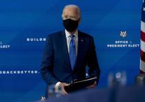 Джо Байден «попросит» американцев носить маски первые 100 дней его президентского срока