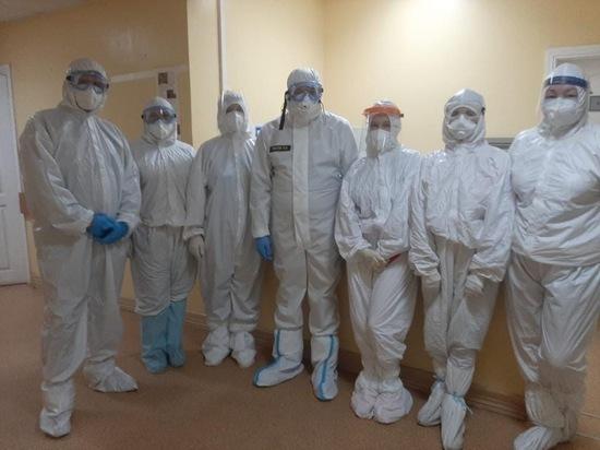 Вице-губернатор посетил «красные зоны» рязанской психбольницы и ОДКБ