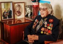 В Нововоронеже 4 декабря военнослужащие воинской части Росгвардии, которая охраняет атомную электростанцию, поздравили ветерана Великой Отечественной войны Татьяну Алексеевну Журину с днем рождения