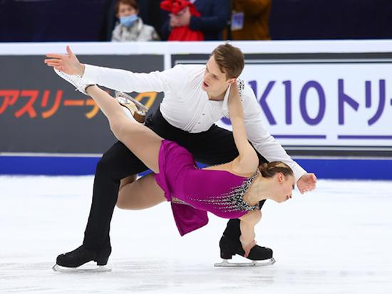 Бойкова и Козловский пропустят этап КР в Москве из-за простуды