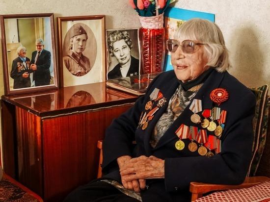 Фронтовой хирург Татьяна Журина в 1942 году воевала подо Ржевом