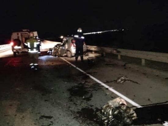 В Ростовской области водитель легковушки, пострадавший в ДТП с фурой, скончался с больнице
