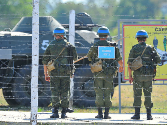 Избранный президент Молдавии Майя Санду заявила о том, что будет добиваться вывода миротворческого контингента Вооруженных сил России из непризнанной Приднестровской Молдавской республики