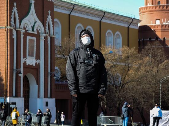 В Москве зафиксирован антирекорд по заражениям коронавирусом