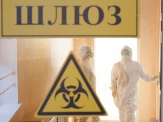 COVID-19 в Ивановской области: еще 8 жертв