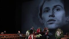 В Москве простились с  народным артистом РФ, актером Борисом Плотниковым