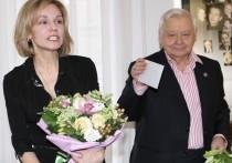 Актриса Марина Зудина дала откровенное интервью телеведущей Лере Кудрявцевой