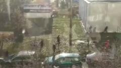 В Минске задержаны сотни демонстрантов: хватали на улице, ловили по дворам