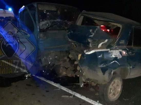 Водитель «Жигулей» погиб под колесами грузовика в Читинском районе