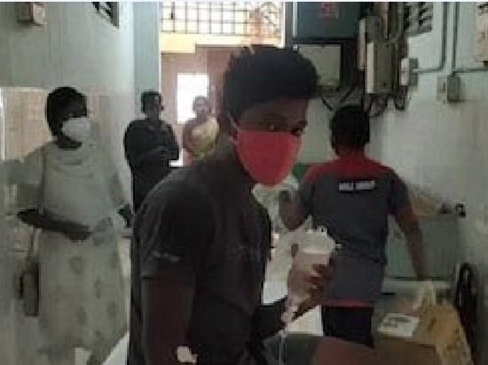 Вспышка неизвестной болезни вИндии: власти озвучили первые предположения