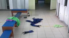 Появились кадры с места, где произошло массовое отравление детей и взрослых в Астрахани
