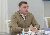 Алексей Дюмин вошел в число глав субъектов РФ с сильным влиянием