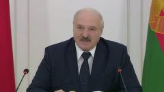"""Лукашенко высказался по поводу """"протестунов на улице"""""""