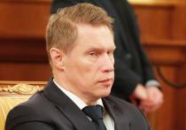 Кремль заставил министра здравоохранения покаяться