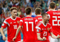 Сборная России узнала соперников в отборочном этапе на ЧМ-2022