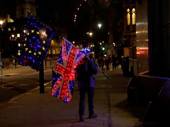 Борис Джонсон настаивает на продолжении переговоров между Лондоном и Евросоюзом