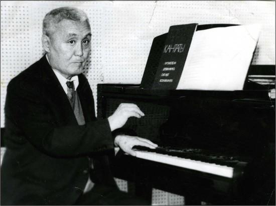 В Калмыкии звучит музыка первого профессионального композитора