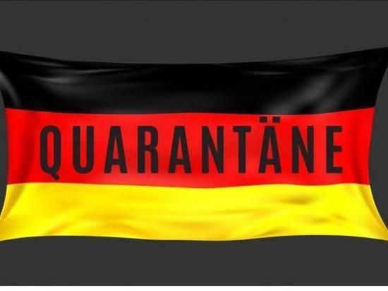 Германия: Жесткий карантин может быть введён на следующей неделе