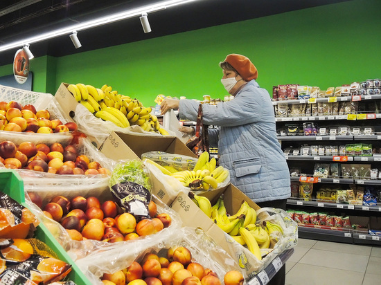 Рост цен сдерживает бедность россиян