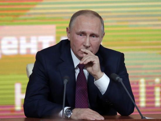 Дмитрий Песков заявил, что беспокойства они у президента не вызвали