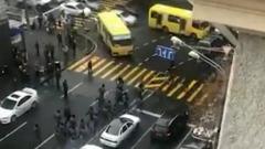В Ереване протестующие заблокировали улицы: требуют отставки Пашиняна