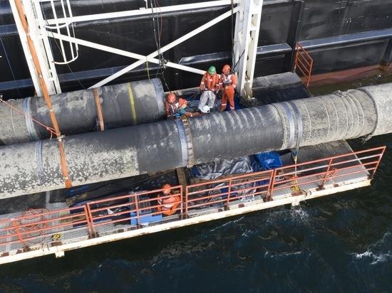 Международный ажиотаж вокруг российского газопровода достиг апогея
