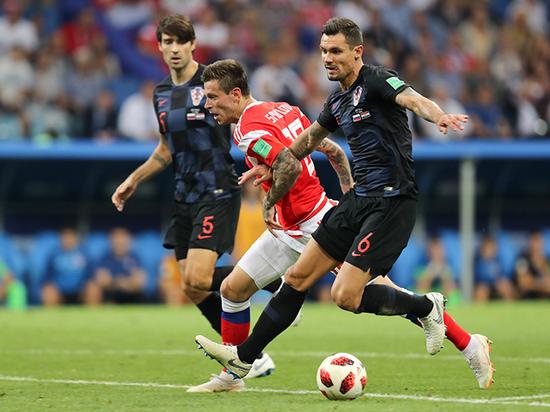 Сборная России по футболу узнала имена соперников по отборочному турниру на мировое первенство