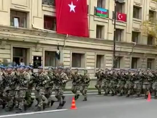 В празднике примут участие турецкие военные