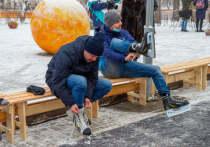 В Челябинске открыто 11 ледовых катков: рассказываем, где можно покататься