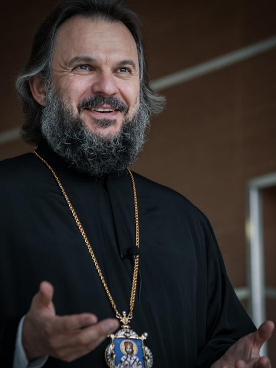 """""""Церковь - для всех, потому что Христос пришел для всех"""""""