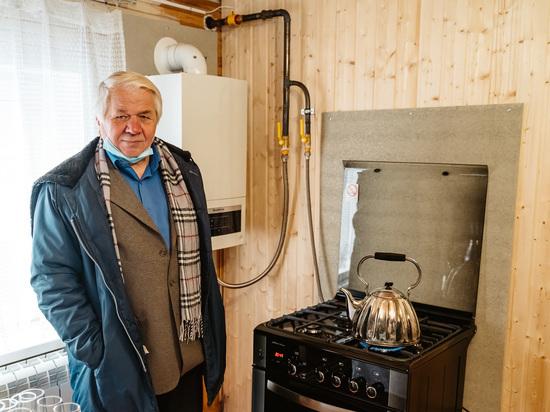 Инициативные граждане смогли ускорить газификацию родной деревни в Кимрском районе