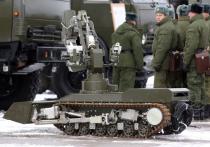 Для Сухопутных войск разрабатываются боевые роботы, которые изменят тактику действий подразделений на поле боя