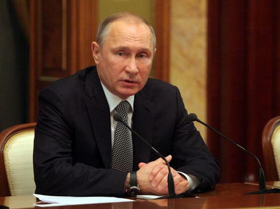 По словам спикера Кремля, у президента много кабинетов в разных городах