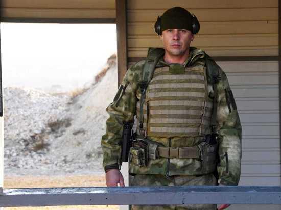 Герой России рассказал о работе спецназа Росгвардии, боях и потерях
