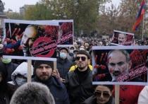 В Ереване усилился бунт для свержения Пашиняна