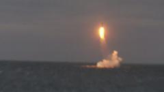 Минобороны показало учебные пуски баллистических ракет: мощь и грохот