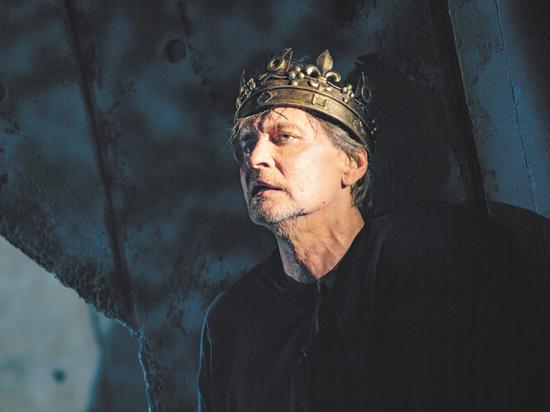 Актер рассказал о работе над Ричардом III и личном счастье за высоким забором