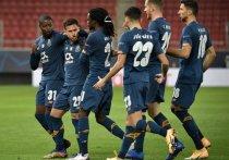 Лига чемпионов: «Олимпиакос» дома уступил «Порту»