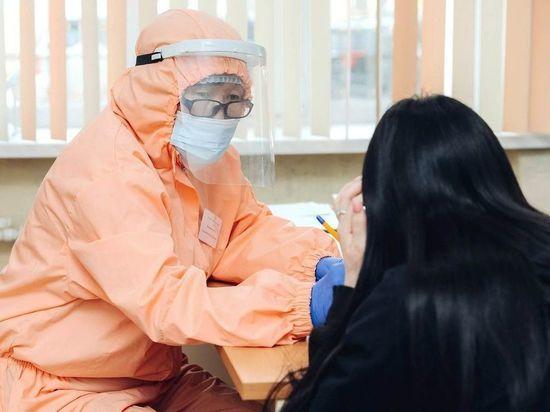 Глава Бурятии осмотрел новые амбулатории для лечения ковидных больных