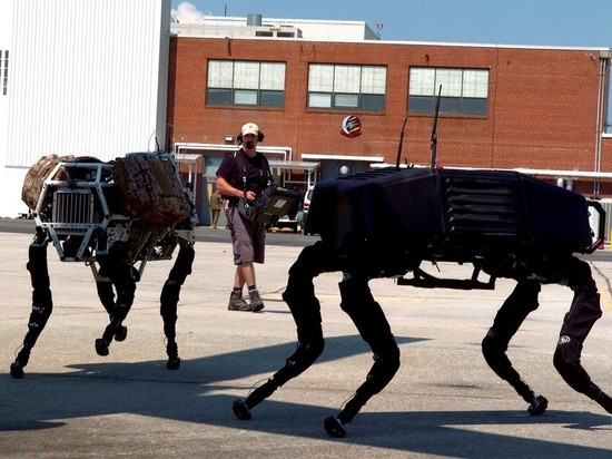 Hyndai купила Boston Dynamics за почти миллиард долларов