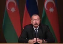 Алиев на параде назвал Ереван