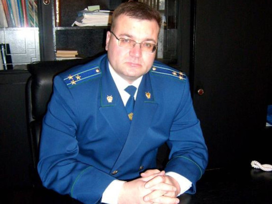 Новым прокурором Чебоксар назначен Александр Шабалкин