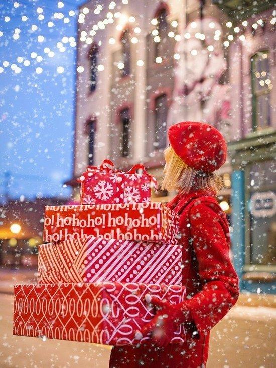 Выбираем в Пскове подарки к Новому году