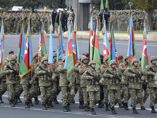 Эрдоган заявил, что после Карабаха «Турция продолжит борьбу»