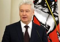 Собянин призвал пожилых москвичей в Новый год оставаться дома
