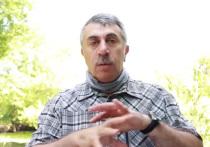 Врач и телеведущий Евгений Комаровский заявил на своём YouTube-канале о двух опасностях, которые подстерегают пациентов с потерей обоняния при коронавирусе
