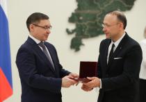 Главе РМК вручили Орден «За заслуги перед Отечеством» за помощь в борьбе с коронавирусом