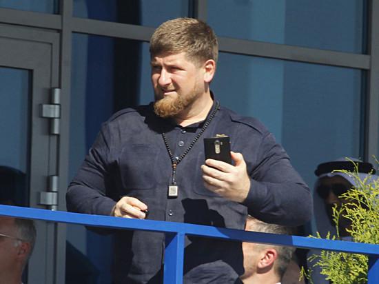 Вашингтон ввел новые санкции против главы Чечни