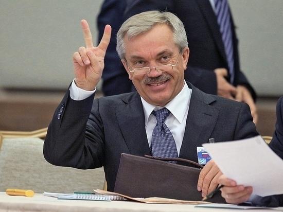 Экс-губернатора Белгородской области номинируют на звание почетного гражданина